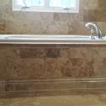 tile bathtub |toscano tile and marble