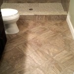 bathroom tile flooring | toscano tile and marble