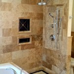 tile shower | toscano tile and marble